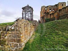 warwickshire england medieval | Kenilworth castle warwickshire the midlands england uk