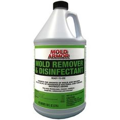 Visit The Home Depot to buy Mold Armor Mold Remover and Disinfectant Home Depot, Cleaning Hacks, Cleaning Supplies, Cleaning Products, Speed Cleaning, Car Cleaning, Mold And Mildew Remover, Mold Removal, Thing 1
