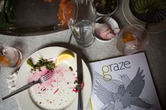 For the foodie in your life. Graze Magazine will inform you of all the newest culinary news.