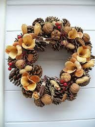 Slikovni rezultat za prírodné dekorácie vianoce