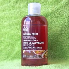 The Body Shop Passion Fruit Shower Gel - 8.4 Oz. by The Body Shop. $12.99. w/ moisturizing passion fruit seed oil. soap-free cleansing. The Body Shop Passion Fruit Shower Gel. 8.4 fl. oz.. new bottle Cleansers, The Body Shop, Shower Gel, Seed Oil, Body Wash, Bath And Body, Soap, Passion, Fruit