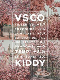 #Filter #Vsco