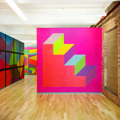 Sol LeWitt, 'Wall Drawing #610,' 1989, MASS MoCA