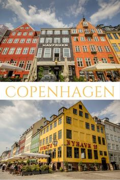 10 fun activities you have to try in Copenhagen, Denmark including spending some time in Nyhavn.