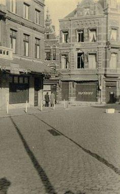 Ginnekenstraat, van Coothplein 1944  BREDA