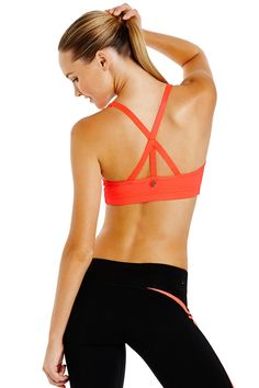 Lustre Sports Bra | Just Landed from Lorna Jane