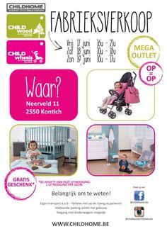 Childhome kindermeubelen aan spectaculaire prijzen  -- Kontich -- 17/06-19/06