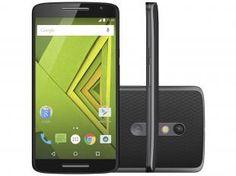 Smartphone Motorola Moto X Play 16GB Dual Chip 4G - Câm. 21MP + Selfie 5MP Proc. Octa Core Android 5.1