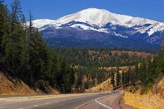 Love coming around that corner and seeing that mountain. It is home. Ruidoso MM, I miss you