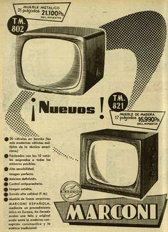 Marconi. Año 1960