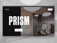 "via Muzli design inspiration. ""UI Interactions of the week is published by Muzli in Muzli - Design Inspiration. Ux Design, Layout Design, Great Website Design, Website Ideas, Ui Design Mobile, Custom Website, Ui Design Inspiration, Web Layout, User Interface Design"