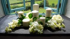 The scent of sweet peas and stocks with a summer breeze! A perfect day for a  wedding at Priston Mill near Bath.