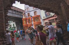 TomsPhotoBlog » Wizarding World of Harry Potter - TomsPhotoBlog