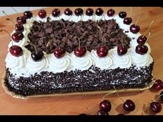 Romanian Desserts, Clipuri Video, Food And Drink, Ice Cream, Sweets, Candy, Videos, Sprinkle Cakes, Romanian Recipes