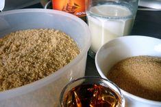 Tvarohovo-orechový koláč (fotorecept) - recept | Varecha.sk Oatmeal, Breakfast, Food, Basket, The Oatmeal, Morning Coffee, Rolled Oats, Essen, Meals