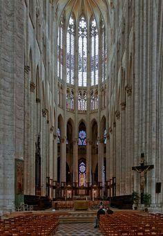 Beauvais Cathedral - Choir