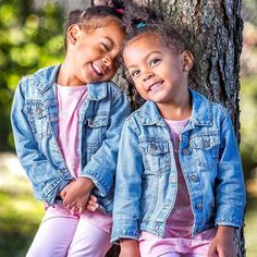 Avaand alexis McClure twins