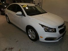 Cars for Sale: Certified 2016 Chevrolet Cruze in Limited LT, Indiana PA: 15701 Details - Sedan - Autotrader