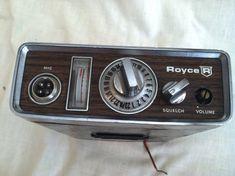 Royce Radio 1975  by CandilandArt on Etsy