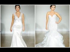 Allure Bridals Fall 2016 Wedding Dress Collection - YouTube
