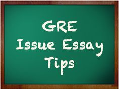 Act essay tips