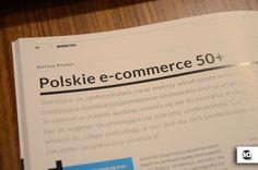 Mała prasówka na początek tygodnia, jeśli ktoś przegapił i jeszcze nie czytał. M.in. moje artykuły dla Marketer+ - o psychologii reklamy skierowanej do dzieci i o internecie nieprzygotowanym na grupę 50+. www.blog.dorotapindel.pl/prasowka-na-poniedzialek/