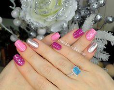 Nailed It, Nails, Beauty, Beautiful, Finger Nails, Ongles, Nail, Beauty Illustration, It Works