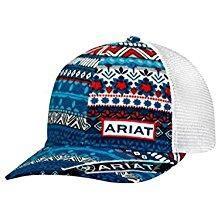 Hats · Ariat Women s Snap Back Baseball Cap Country Girl Style 9f58d1334d43