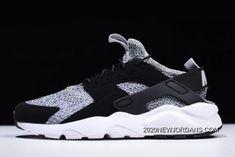 824115d1d0ff 2020 Top Deals Nike Air Huarache Run Ultra Black Grey-White AH6758-002