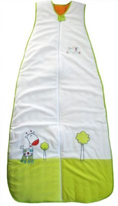 The Dream Bag Baby Sleeping Bag Velour George Giraffe 1836 Months 35 TOG  White -- Read more at the image link. (This is an affiliate link) #BabyBoySleepwearRobes