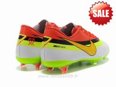 buy online 57c67 ff79e 2013 Superfly FG Fourth Style CR Exclusive Personal Red White Yellow Neon  Volt Cristiano Ronaldo Shoes