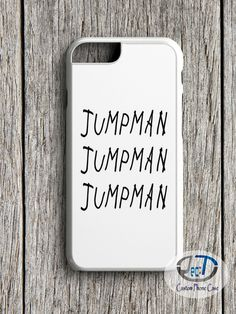 Drake Jumpman iPhone 6/6S Case, iPhone 5/5S Case, iPhone 5C Case plus Samsung Galaxy S4 S5 S6 Edge Cases