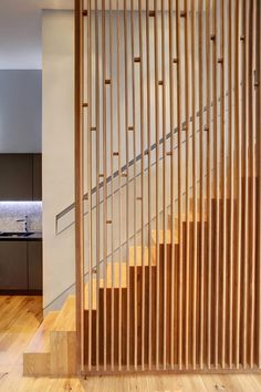Studio Verve Architects---for  basement stair opening