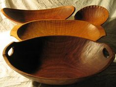 David Fisher, Bowl Carver - A Horse of a Different Sort