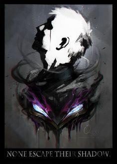 Zed FanArt by OrekiGenya