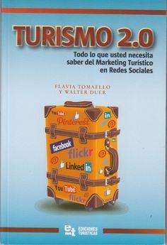 """Comentario Libro """"Turismo 2.0"""", Ed. Turísticas."""