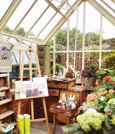 Brabourne Farm: Winter Gardening