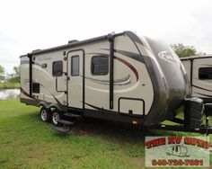 2015 Cruiser RV Fun Finder 214WSD - The RV Guy's - Valley View, Texas 76272