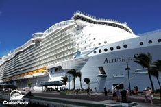 Royal Caribbean new app is here, and the cruise line is rolling it out to additional cruise ships. Cruise Fever first reported about this new app a few Symphony Of The Seas, Harmony Of The Seas, Royal Caribbean Ships, Royal Caribbean Cruise, Bahamas Cruise, Cruise Vacation, Italy Vacation, Biggest Cruise Ship, Celebrity Cruises