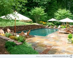 15 Amazing Backyard