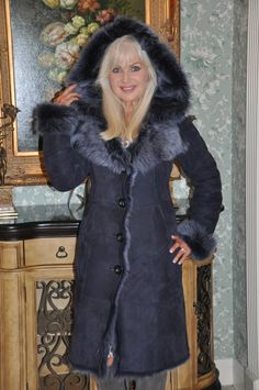 Fur Coat | Fur Jacket | Shearling Coat | Shearling Jacket | Aspen ...