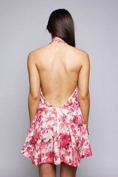 Super open back :)