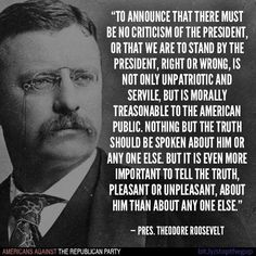 At risk of sounding partisan: I think President would hate this quote from President because TR was saying that it's. Quotable Quotes, Wisdom Quotes, Quotes To Live By, Me Quotes, Motivational Quotes, Inspirational Quotes, Lyric Quotes, Positive Quotes, Happiness Quotes