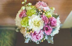 Real Wedding: Kristy + Arron / white magazine