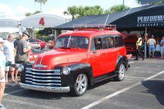 Early SUV