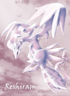 Reshiram my favourite legend c: I now have her (or him genderneutral) in shiny form c: