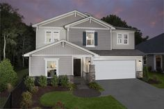 Partin Place, a KB Home Community in Fuquay-Varina, NC (Raleigh/Durham) #newhome #kbhome