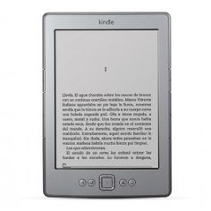 Kindle  Wifi, pantalla de E Ink de 15 cm (6 pulgadas)