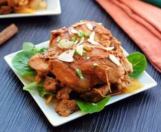 Slow Cooker Morrocan Chicken