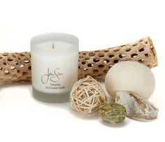 Tranquility Natural Soy Candle
